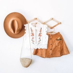 Childrens bohemian clothes